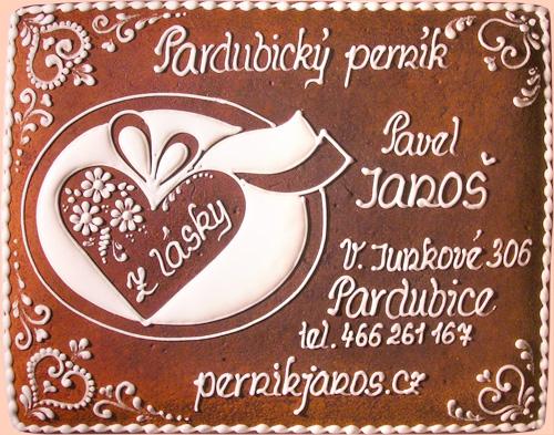 Pardubický perník pardubice